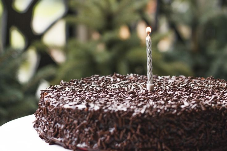 BRIGADEIRO CAKE