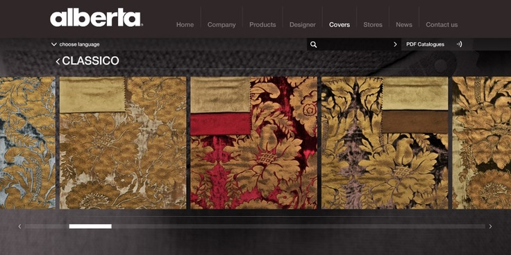 Can't you decide which fabrics to choose...?  it is easy...alberta.it pinned with Pinvolve