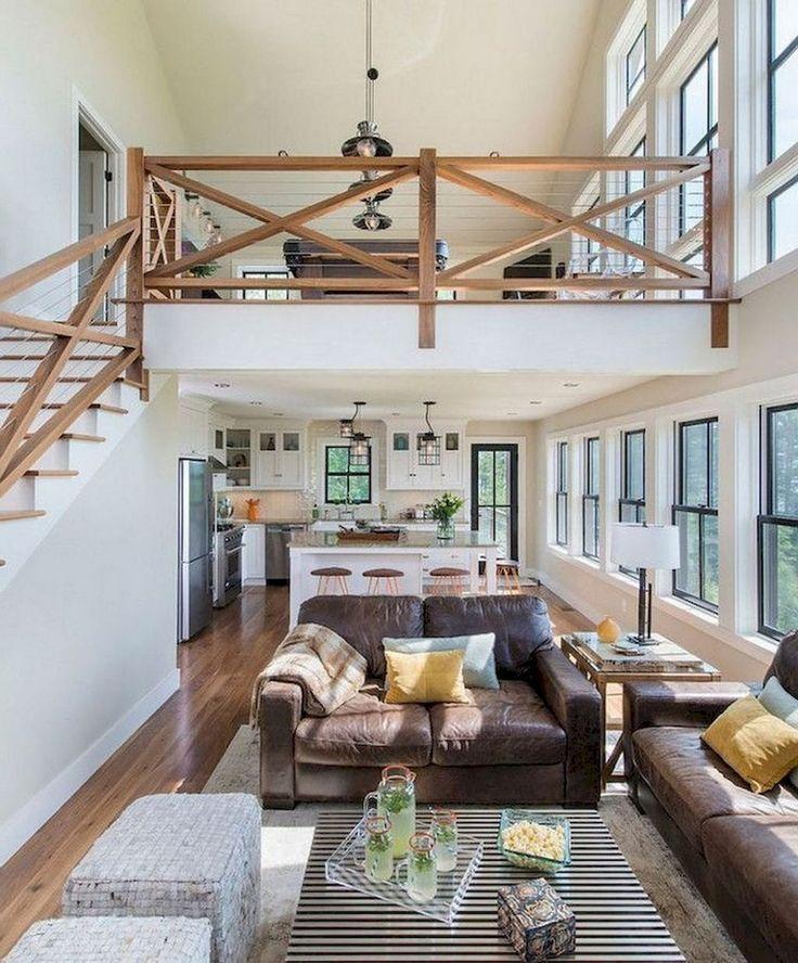 25 Stunning Home Interior Designs Ideas: 65+ Stunning Loft Stair For Tiny House Ideas