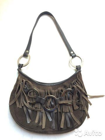 37717d480db4 Замшевая сумка, клатч купить в Москве на Avito — Объявления на сайте Авито