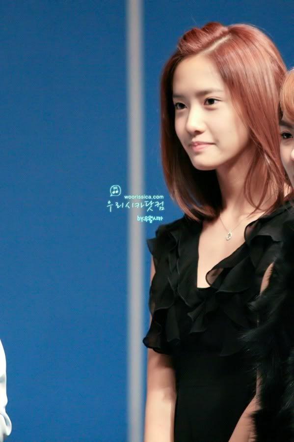 Yoona hair