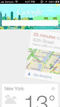 Google Search Screenshots