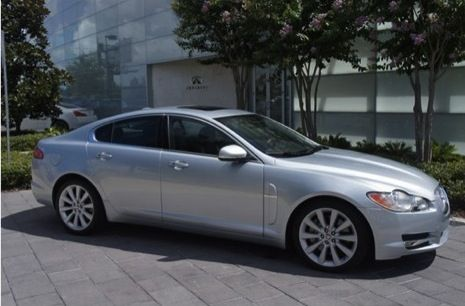 Vehicle Spotlight: 2010 Jaguar XF Premium | Jaguar Orlando http://www.jaguarorlando.com/index.htm