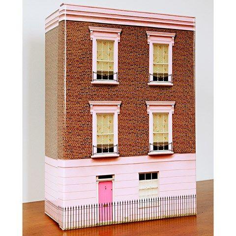 Tiphaine Verdier Mangan Cardboard Dolls House Miniaturas