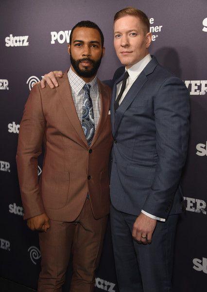 Omari Hardwick & Joseph Sikora at the 'Power' Season Two Series Premiere