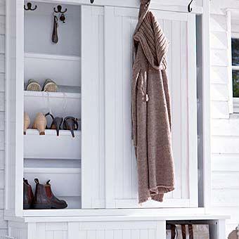 винтажный шкаф для обуви