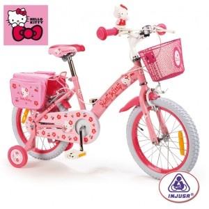 Bicicleta Infantil Hello Kitty en http://www.tuverano.com/bicicletas-infantiles/422-bicicleta-infantil-hello-kitty.html