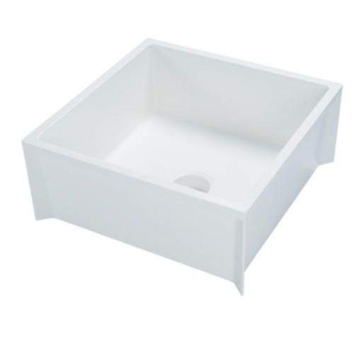 24x24 Mop Sink : ... mop service basin 24 x 24 x 8 for 3 dwv more mop service utility sink