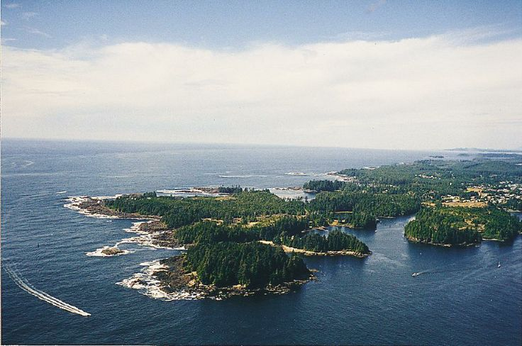 District Of Ucluelet - A Skip Rowlan Photo