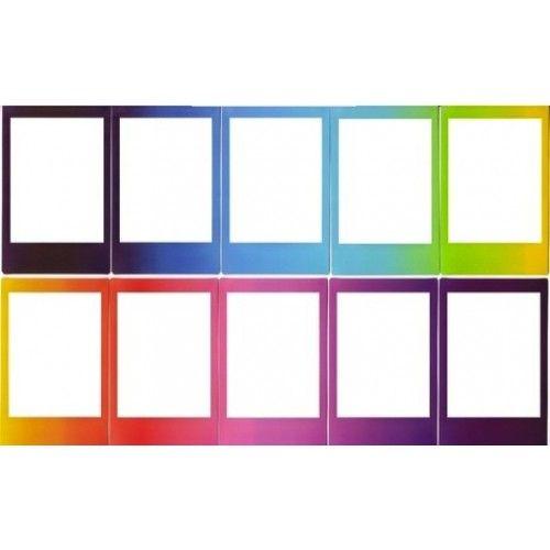 rainbow instax film - Google Search