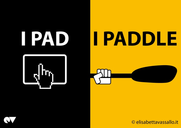 I PAD - I PADDLE