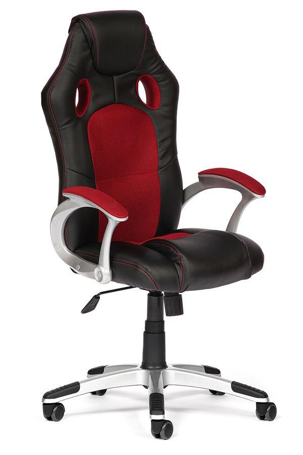 А вы отдыхаете, когда проводите время, сидя за компьютером? Компьютерное кресло Racer подарит вам комфорт и за счет спортивного дизайна вы почувствуете ощущение драйва, играя в ваши любимые игры! Отличный дизайн кресла придаст вашему интерьеру больше красок и стиля. Его посадочное место быстро адаптируется под ваше тело. Благодаря регулировке высоты и механизму качания спинки, вы сможете расслабиться после тяжелого учебного или рабочего дня.