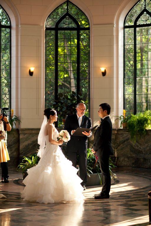Perfect Casa Loma Wedding