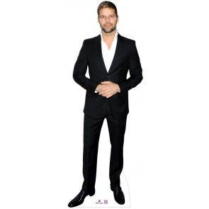 Ricky Martin Cardboard Cutout