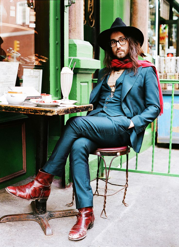 Sean Lennon, musician and son of famous Beatle John Lennon and Yoko Ono, shares his favorite places to eat, shop, and escape in New York City.