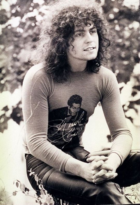 MARC BOLAN-my fav. photo. of Marc. Will always be in my heart.