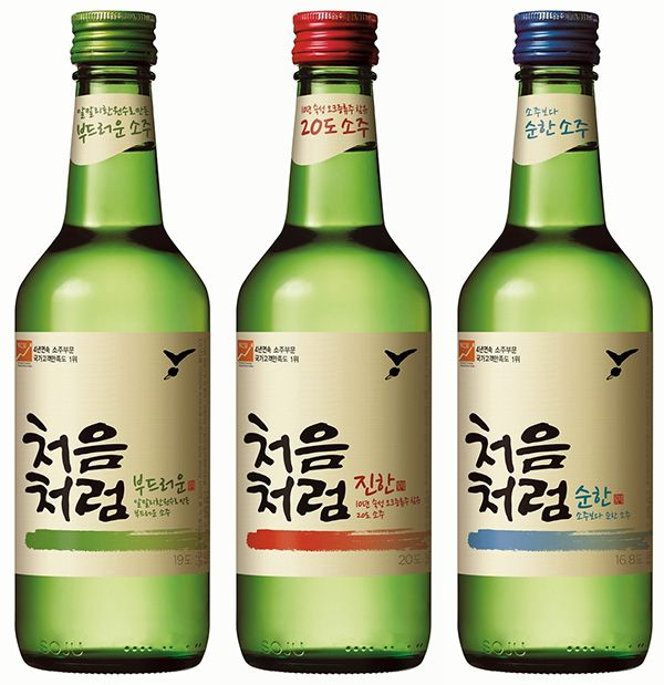 What's It Like, Flavor?......Soju,,, Korean Drink