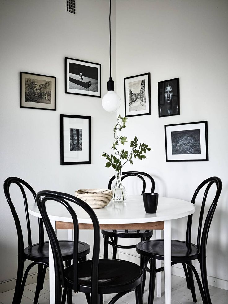 Fresh monochrome home | @andwhatelse