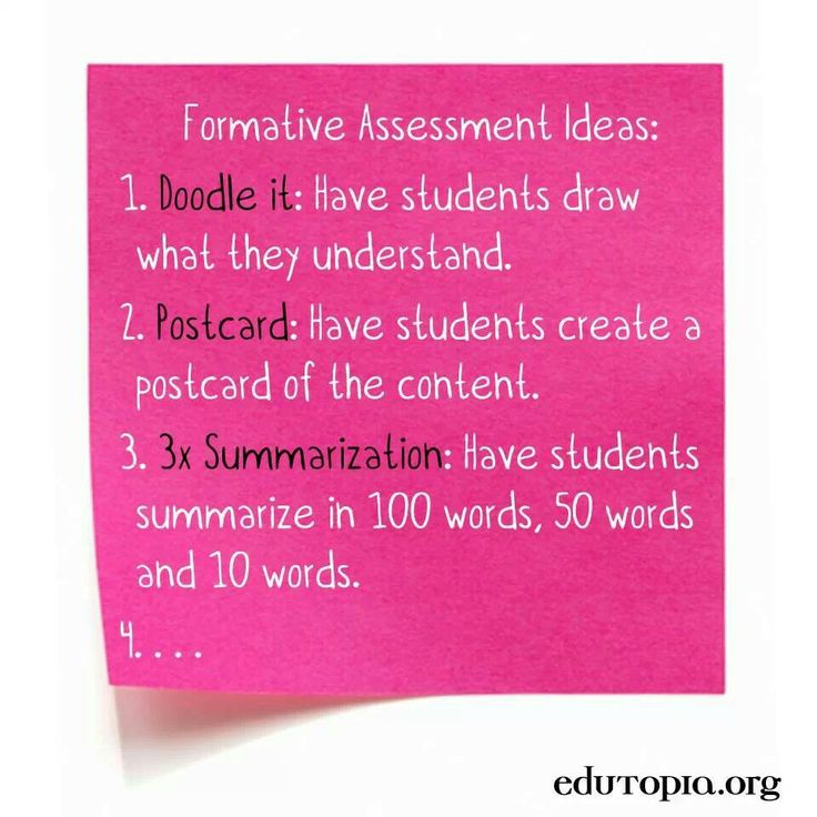 68 Best Formative Assessments Images On Pinterest | Exit Tickets