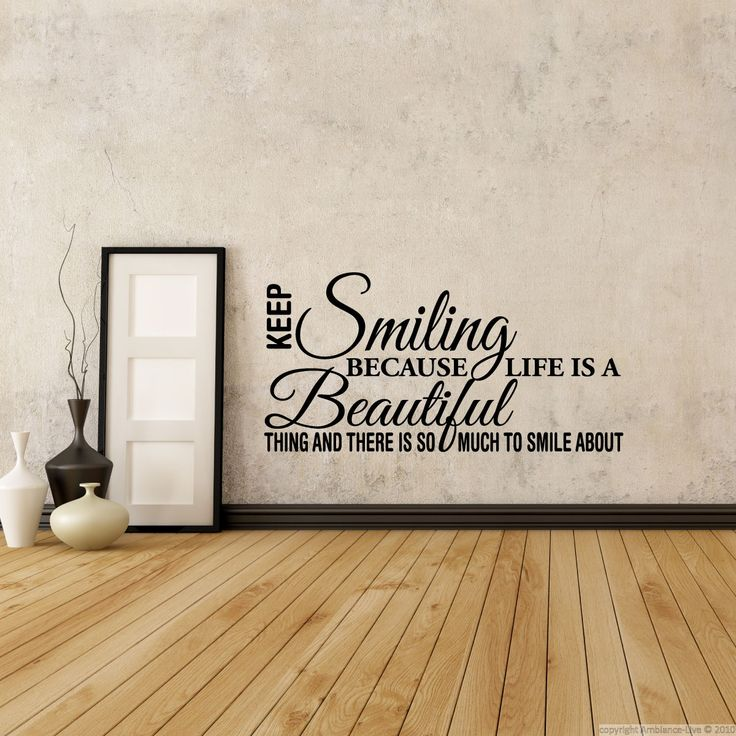 17 best images about galerie stickers citations anglaises quotes wall decals gallery