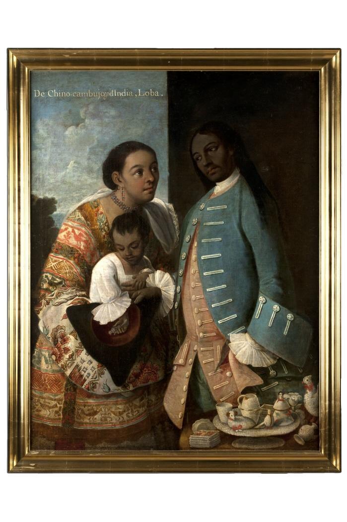 De chino cambujo e india, loba (1763), de Miguel Cabrera ... Miguel Cabrera Fantasy Outlook