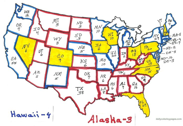 What Is a Swing State?  Why Independent Voters Rule
