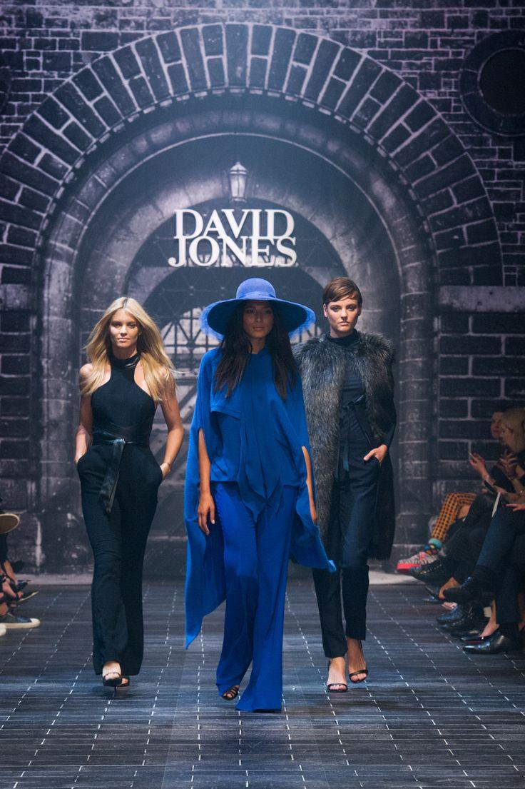#davidjones #autumn #winter #runway #fashion #carlazampatti #jessicagomes #montanacox