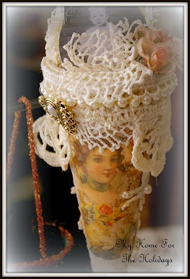 122 best victorian cones images on pinterest paper cones for Carola henke