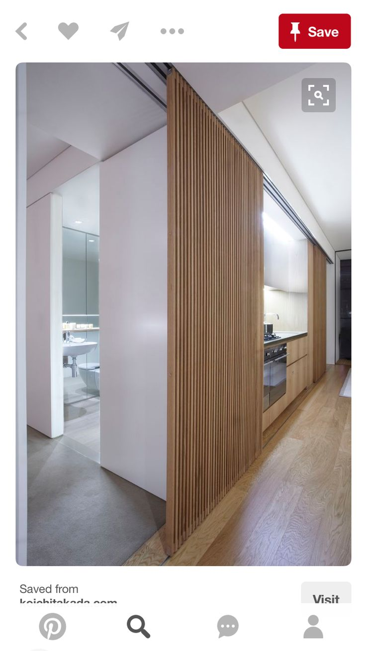 33 Awesome Interior Sliding Doors Ideas For Every Home - DigsDigs