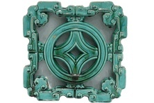 .architectural tile.  many sided?