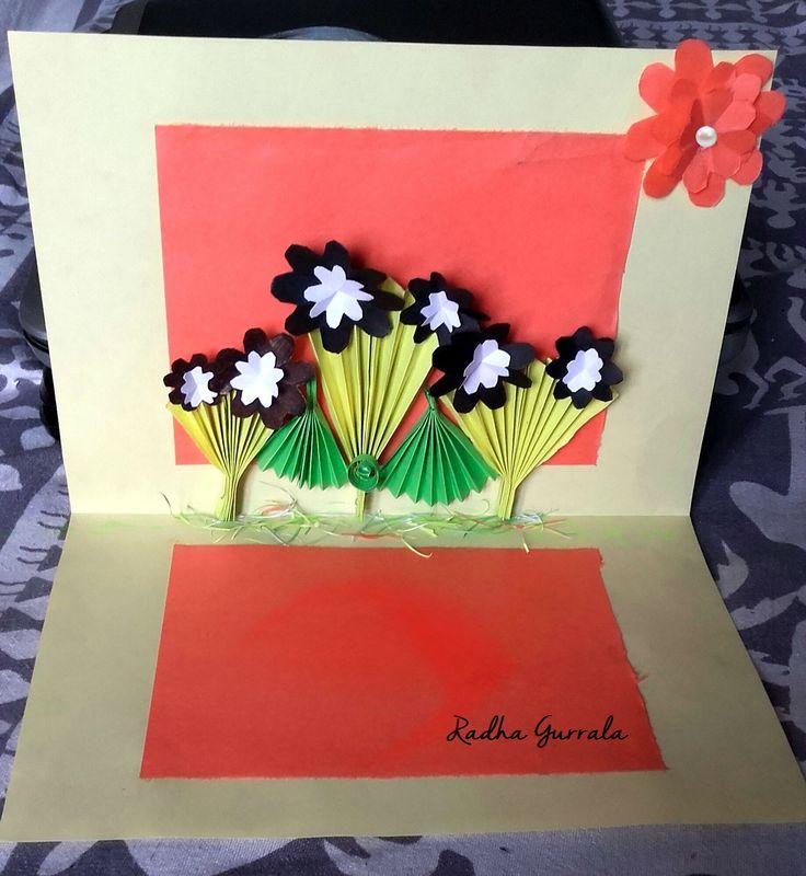 Popup Card by Radha  Gurrala (G G B)