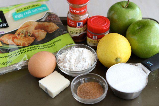 Maak verrassend lekkere appeltaart-Loempia's met dit originele recept!