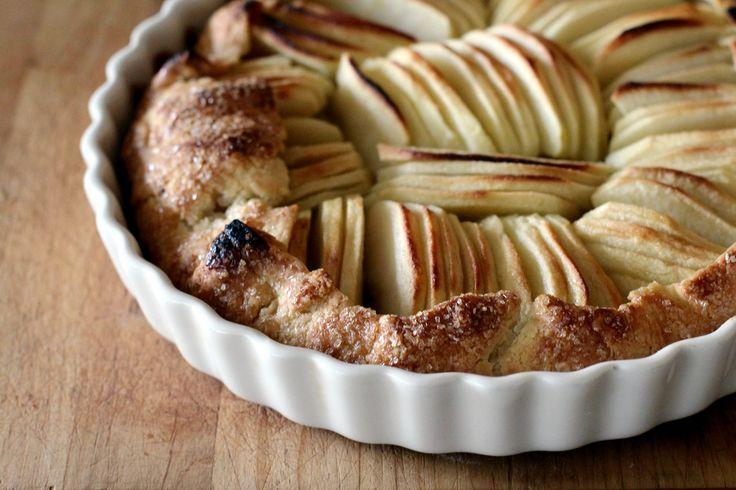 Simple Apple Tart | I love good food!! | Pinterest