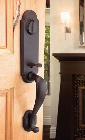 17 best images about decorative door handles from emtek on - Decorative exterior door handles ...