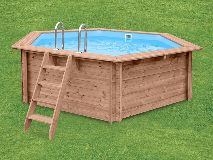 55 best images about gartenpools von poolsana on pinterest for Preiswerte swimmingpools