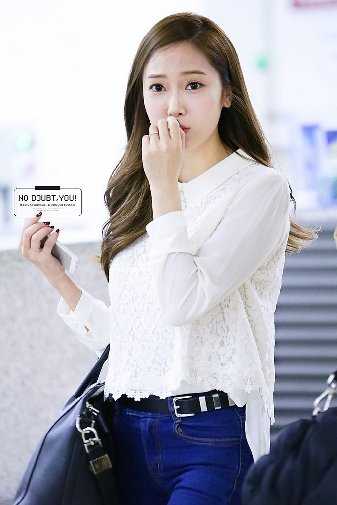 1000+ images about Jessica Jung's airport fashion on ...