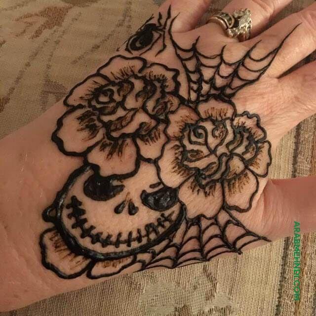 50 Halloween Mehndi Design Henna Design August 2019 Mehndi Designs Henna Designs New Mehndi Designs