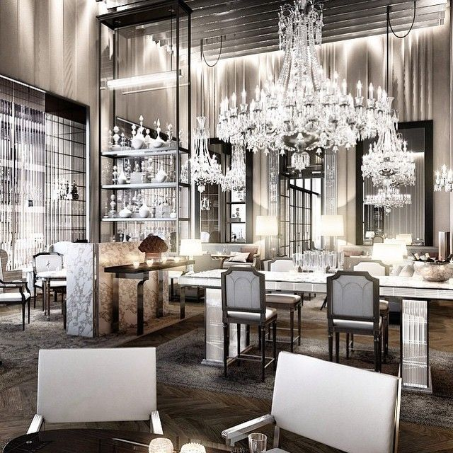 Baccarat Hotel NYC
