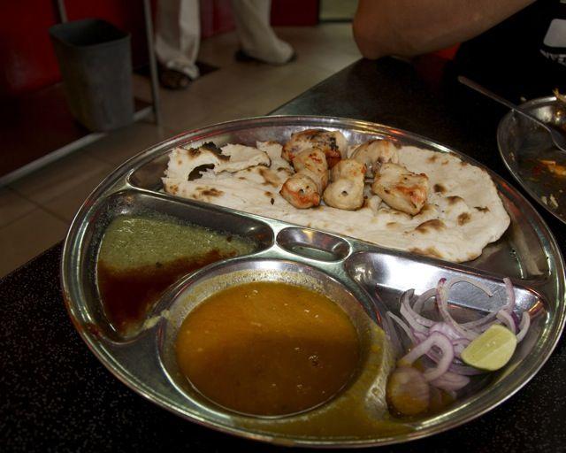 Amazing Indian cuisine in Kuala Lumpur