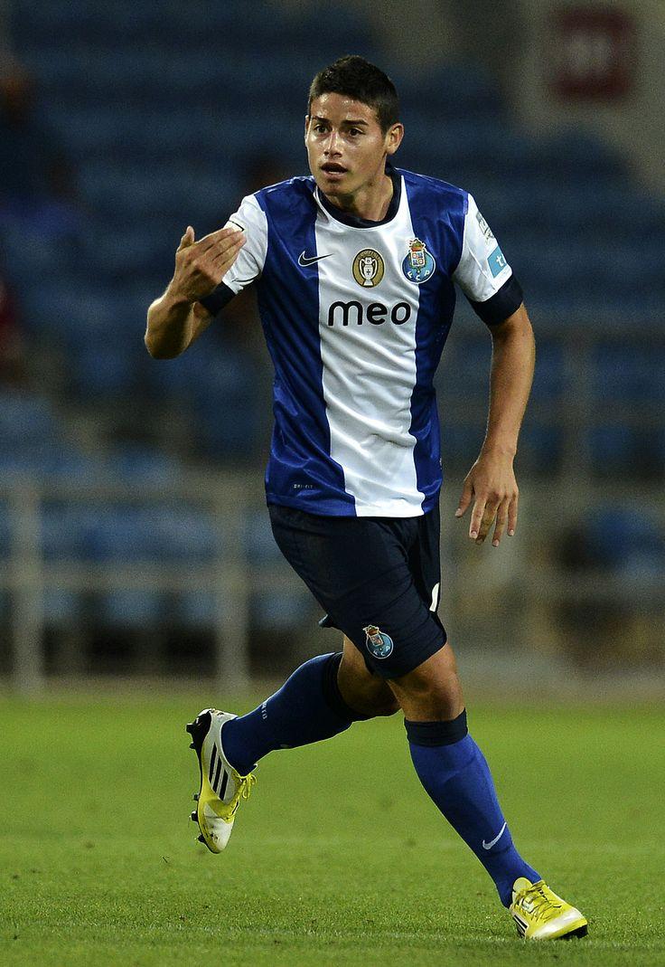 James Rodriguez on FC Porto