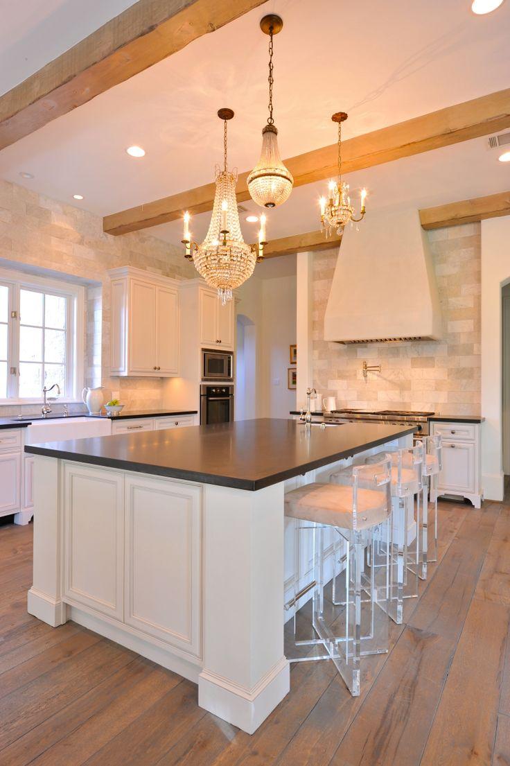 Crystal Chandeliers Lucite Marble Munger Interiors Architectural Designer Sarah West Builder