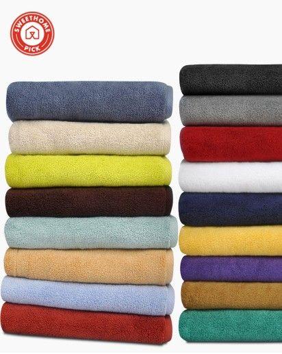 Natural Plush Micro Cotton Towel
