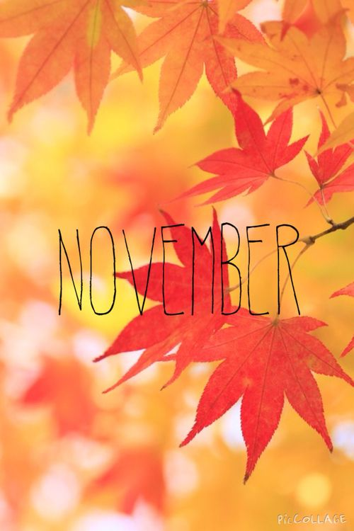 Hello November! No pin limits!