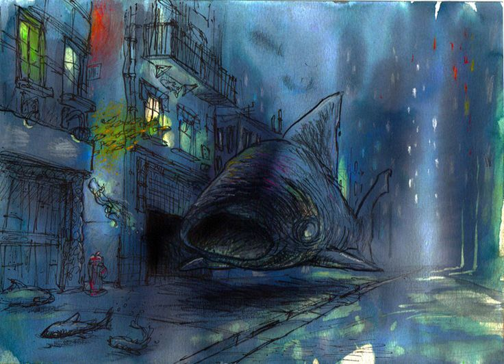2013 Illustration and Artwork by Cape Town artist Theodore Key @portfoliobox