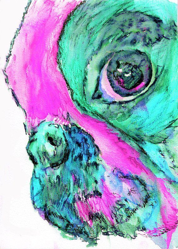French Bulldog painting art Print Artist hand Signed from original watercolo… #dogs #Giclee https://t.co/LHYdJsExa6:… #dogs #pets #puppy