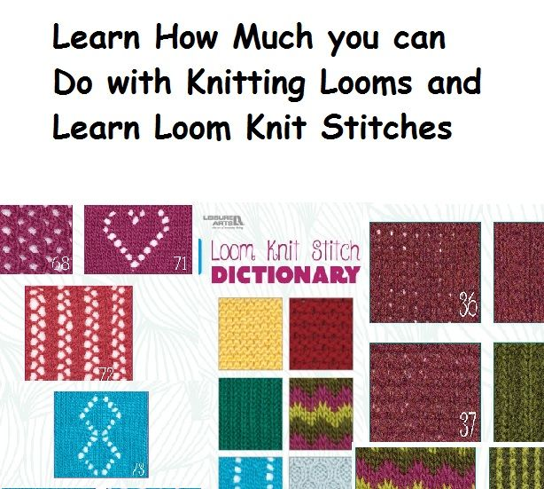 Knitting Stitches Dictionary Free : 17 Best images about Knitting Patterns on Pinterest Knitting kits, Knit pat...