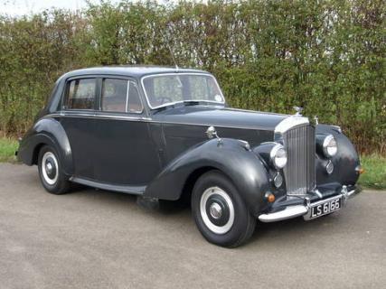1954 Bentley R Type Standard Steel   #VCI #vintagecars #classiccars