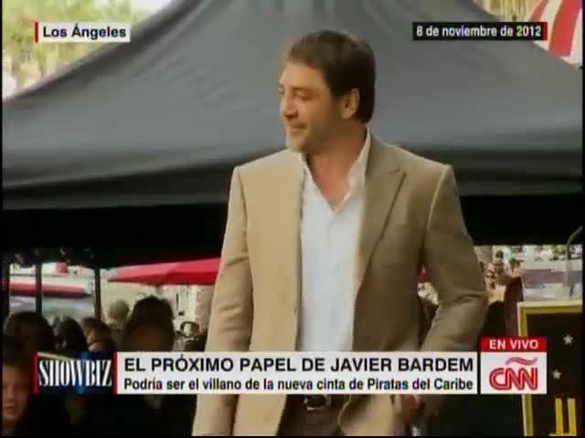 Javier Bardem Podría Interpretar Un Villano En Próxima Película De Piratas Del Caribe #Video