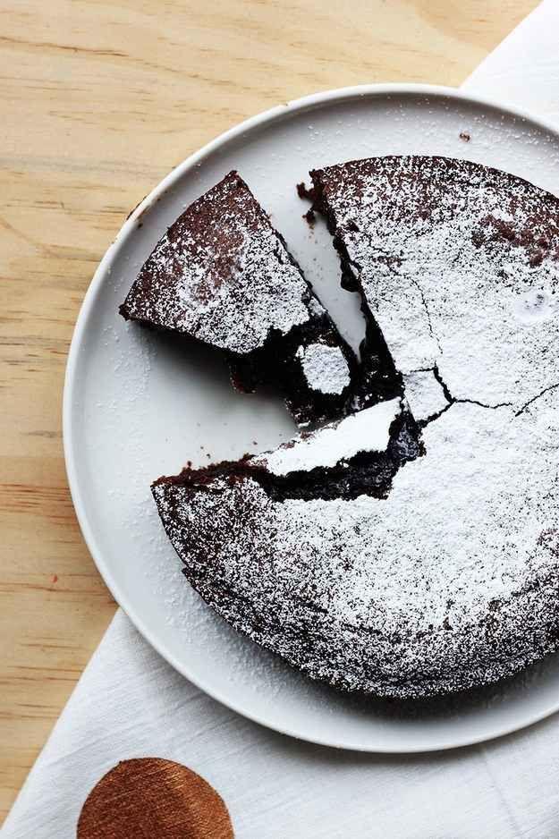 Swedish Mocha Cake