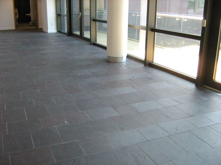 Welsh Slate Kitchen Floor Tiles